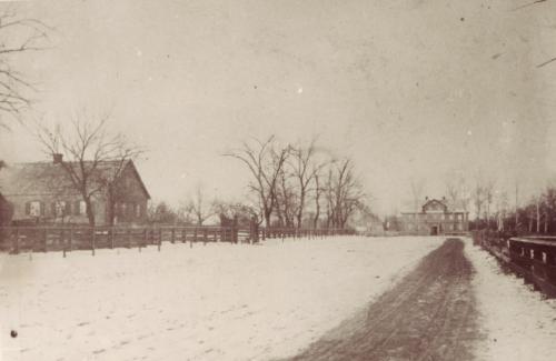Schule in Köppental