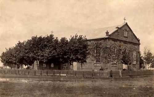 Kirche in Orloff